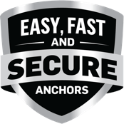 easy fast and secure anchors