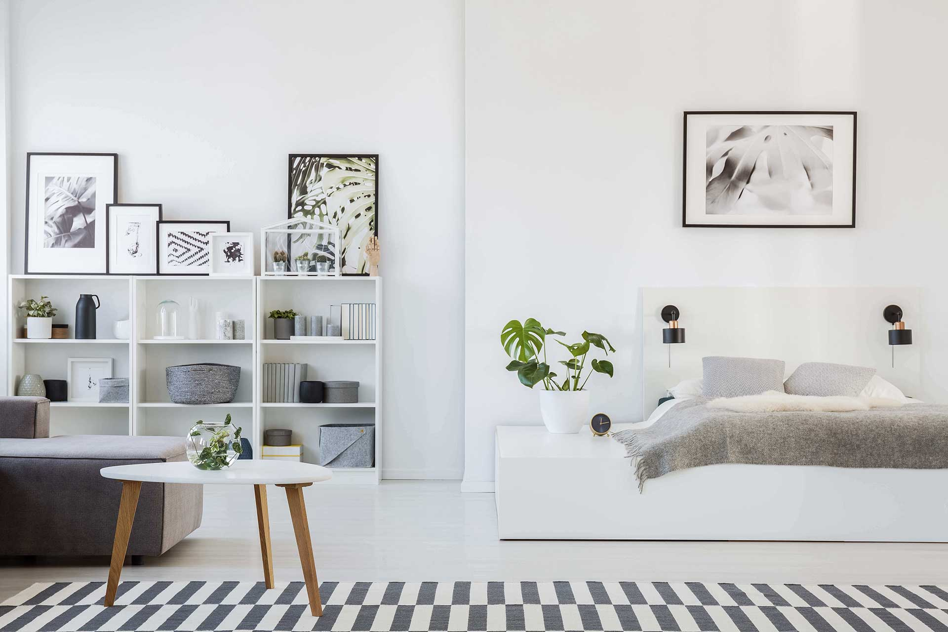 Simple and Effective Ways to Maximize A Bedroom